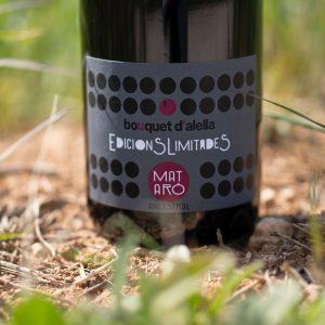 Vin ancestral de la variété indigène Mataró