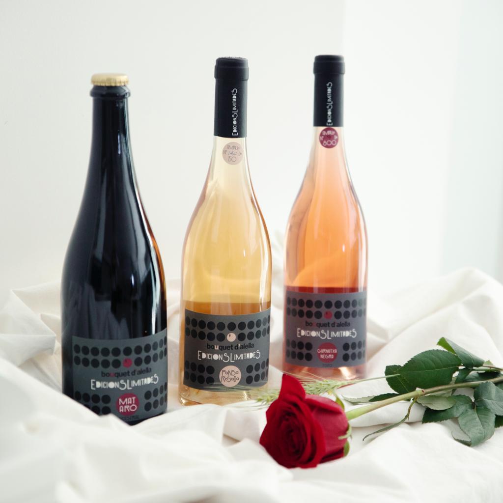 Vins rosats per Sant Jordi