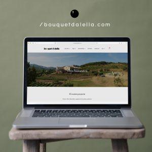 Nous lançons un site internet et une boutique en ligne d'oenotourisme